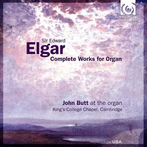 Elgar: Complete Works for Organ Product Image
