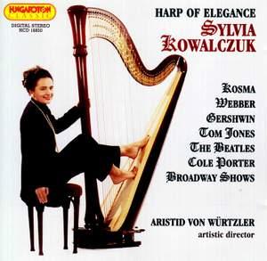 Harp of Elegance