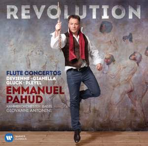 Revolution: Flute Concertos Product Image