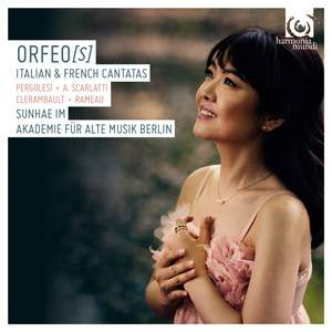 Orfeo(s): French and Italian Cantatas
