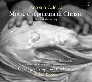Caldara: Morte e sepoltura di Christo