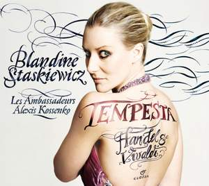 Tempesta: Opera arias by Handel & Vivaldi Product Image