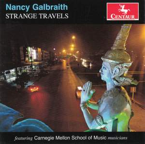 Nancy Galbraith: Strange Travels Product Image