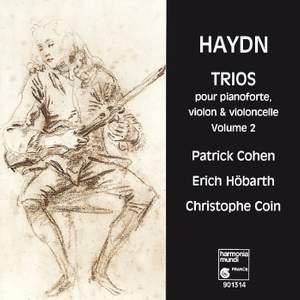 Haydn: Piano Trios, Hob. XV: 18-19-20