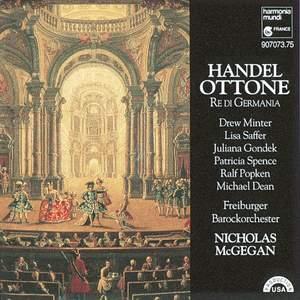 Handel: Ottone, Re di Germania