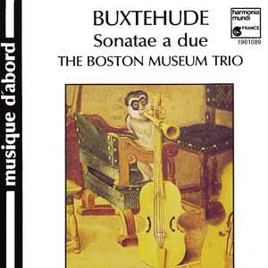 Buxtehude: Sonatae a due