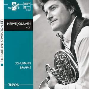 Brahms & Schumann: Works for Horn