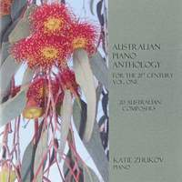Australian Piano Anthology for the 21st Century, Vol. 1