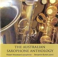 The Australian Saxophone Anthology