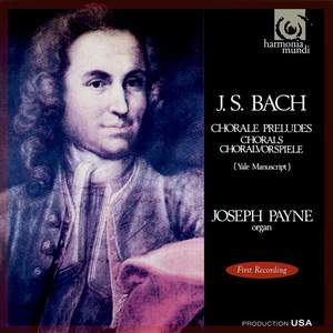 JS Bach: 33 Chorale Preludes