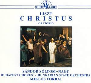 Liszt: Christus, S3 Product Image