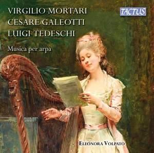 Galeotti, Mortari & Tedeschi: Musica per arpa