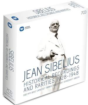Sibelius: Historical Recordings & Rarities 1928-1948
