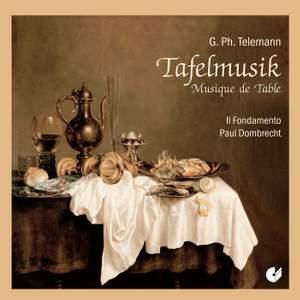 Telemann: Tafelmusik III