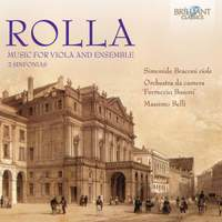 Rolla: Music for Viola and Ensemble
