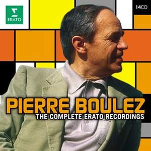 Pierre Boulez: The Complete Erato Recordings