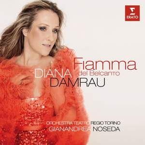Fiamma del Bel Canto: Diana Damrau