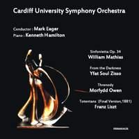 William Mathias: Sinfonietta Op. 34
