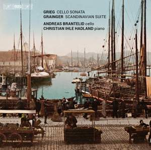 Grieg & Grainger: Cello works