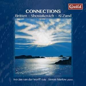 Connections: Britten, Shostakovich, Al-Zand