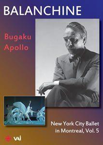 Balanchine: New York City Ballet in Montreal Vol. 5