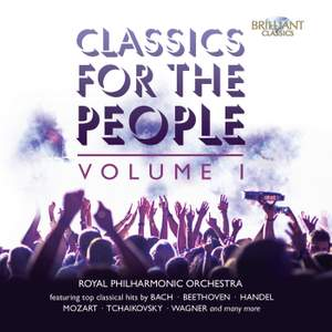 Classics for the People, Vol. 1 Product Image