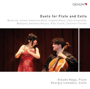 Duets for Flute & Cello Product Image