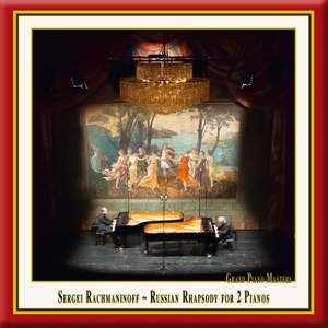 Rachmaninov: Russian Rhapsody for two pianos, Op. post. Product Image