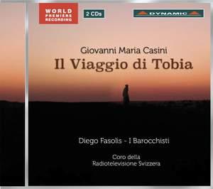 Casini: Il viaggio di Tobia (The Journey of Tobiah) Product Image