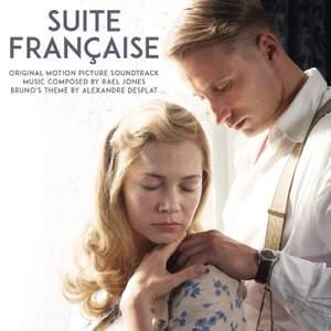 Jones, Rael: Suite Francaise (original motion picture soundtrack)