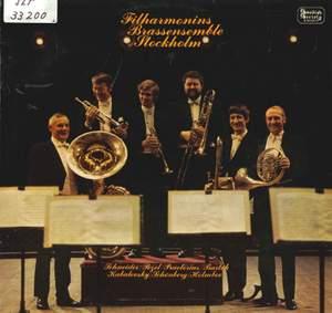 Works for Brass Ensemble