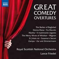 Great Comedy Overtures
