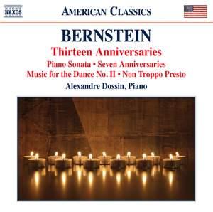 Bernstein: Piano Music
