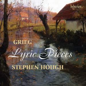 Grieg: Lyric Pieces Product Image