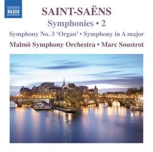 Saint-Saëns: Symphonies, Vol. 2 Product Image