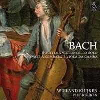 JS Bach: Cello Suites & Viola da Gamba Sonatas
