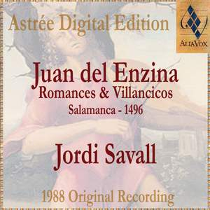 Juan Del Enzina: Romances & Villancicos