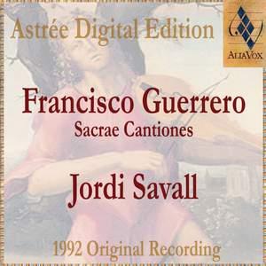 Francisco Guerrero: Sacrae Cantiones