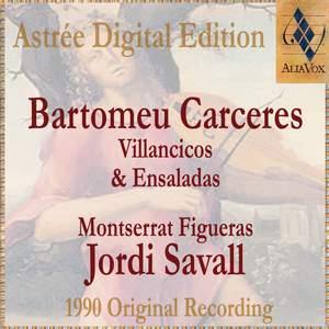 Bartomeu Carceres: Villancicos & Ensaladas