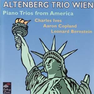 Piano Trios From America