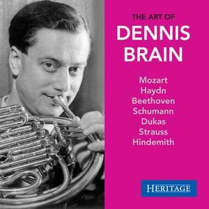The Art of Dennis Brain