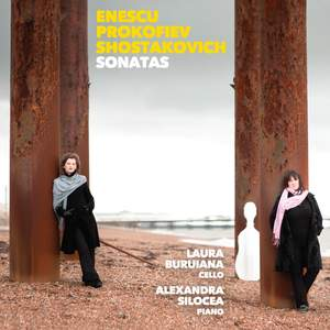 Enescu, Prokofiev & Shostakovich: Cello Sonatas