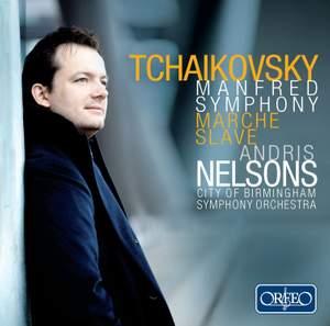 Tchaikovsky: Manfred Symphony & Marche slave Product Image
