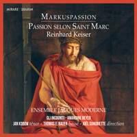Keiser: St. Mark Passion