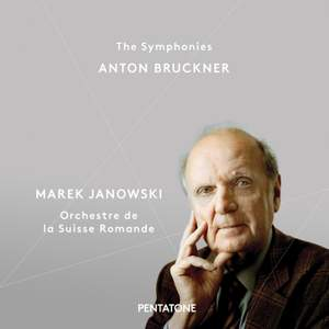 Bruckner: The Complete Symphonies Product Image