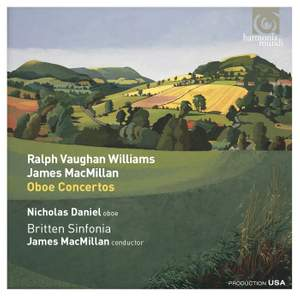 Vaughan Williams & James Macmillan: Oboe Concertos Product Image