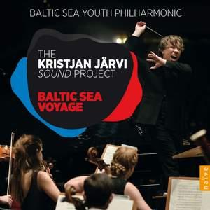 The Kristjan Järvi Sound Project - Baltic Sea Voyage Product Image