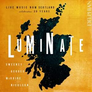 Luminate - Live Music Now Scotland celebrates 30 years Product Image