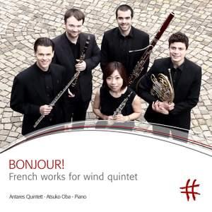 Bonjour!: French Works for Wind Quintet