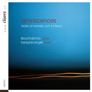 Reminiscences: Romantic Works for Violin & Piano